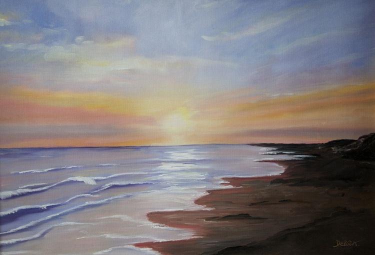 Barmouth Sunset - Image 0