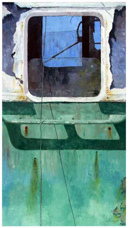 GREEN WHEELHOUSE