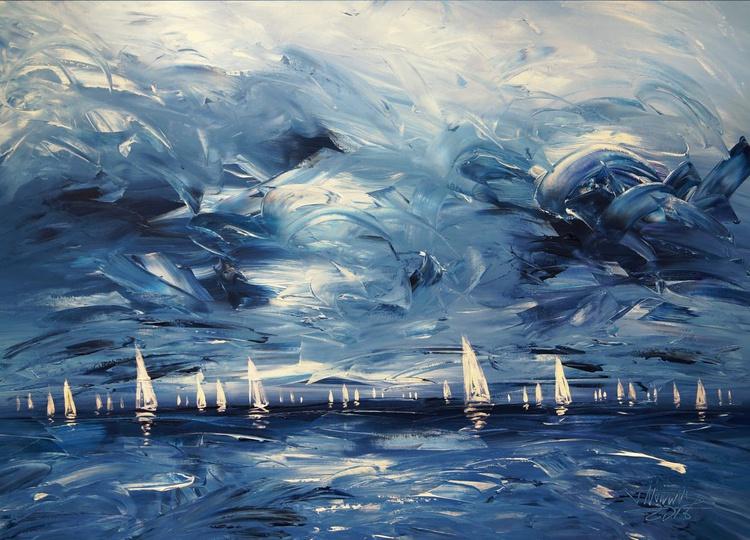 Sailing Impressions Blue M 1 - Image 0