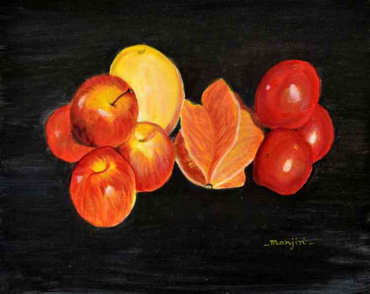 Fruits Still Life -