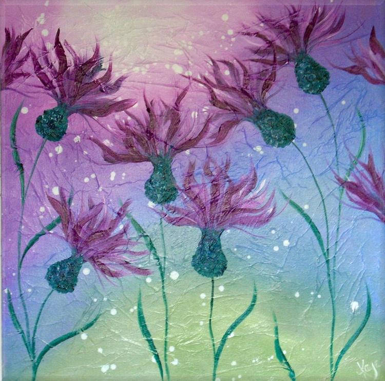 Cornflower Cluster - Image 0