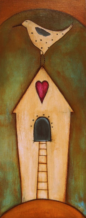 The Bird House.. - Image 0