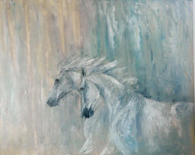 Liberty 'horses' - Image 0