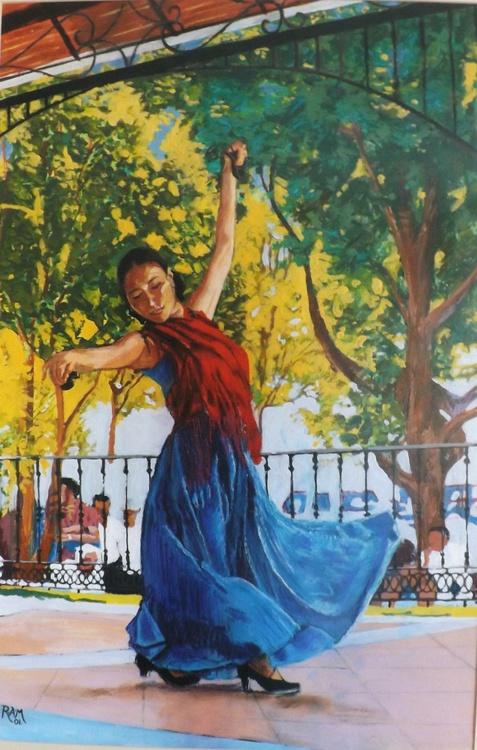 Spanish Dancer - Image 0
