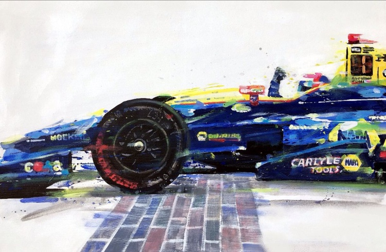 Rossi Indy 500 2016 - Image 0
