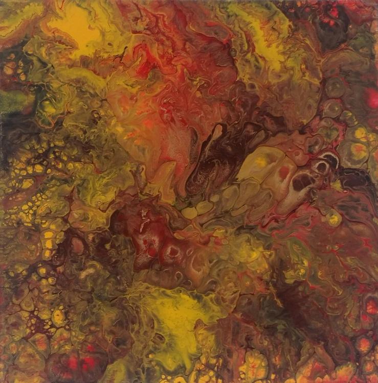 Hidden In The Flames - Image 0