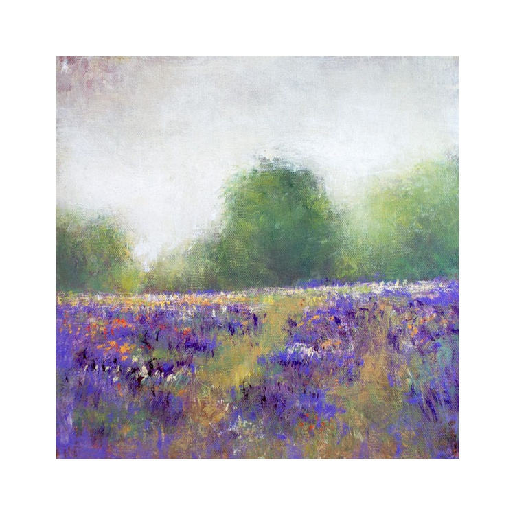 Summer Blooms 12x12 inches - Image 0