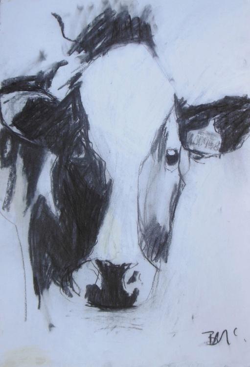 Cow Drawing II - Image 0