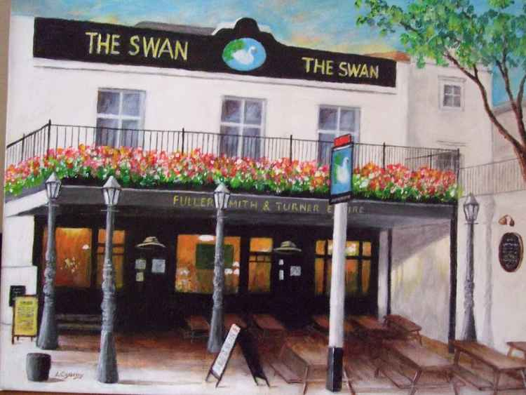 The Swan Pub -