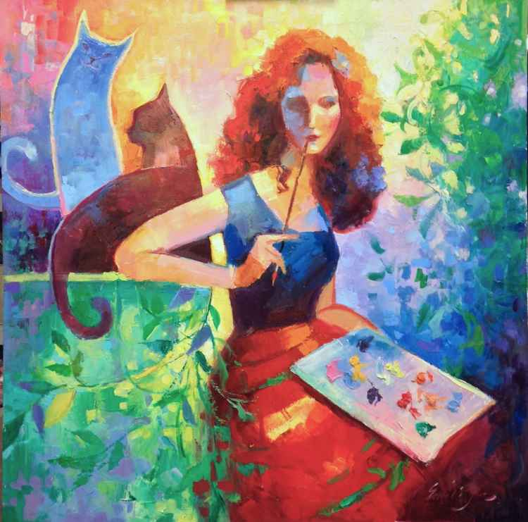 The Artist's Garden -