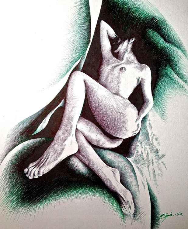 Erotic nude 4 -