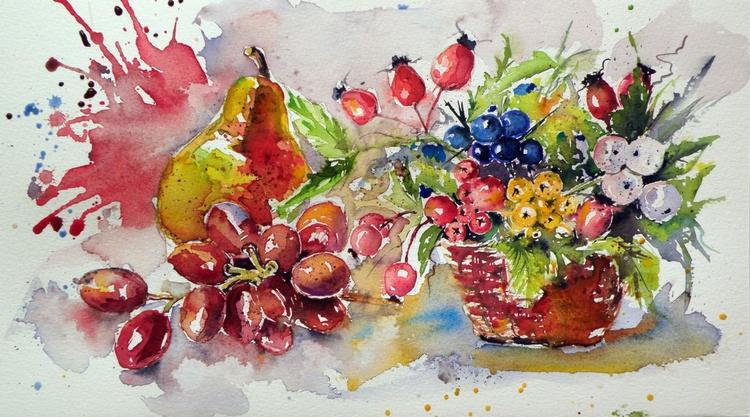 Autumn still life II - Image 0