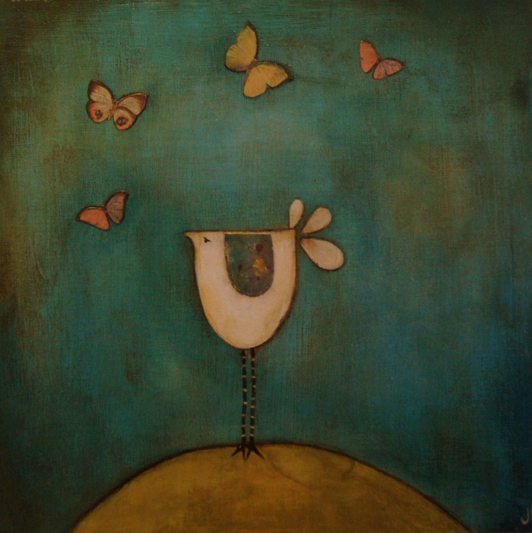 The Butterflies that Flutter By.. - Image 0