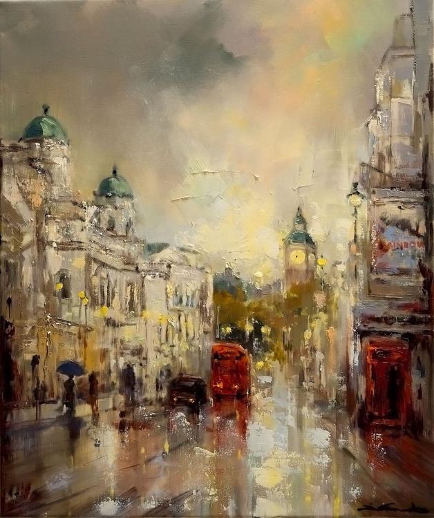 'London Winter' - Image 0