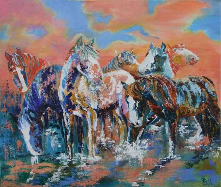 Impatience Equine Style -