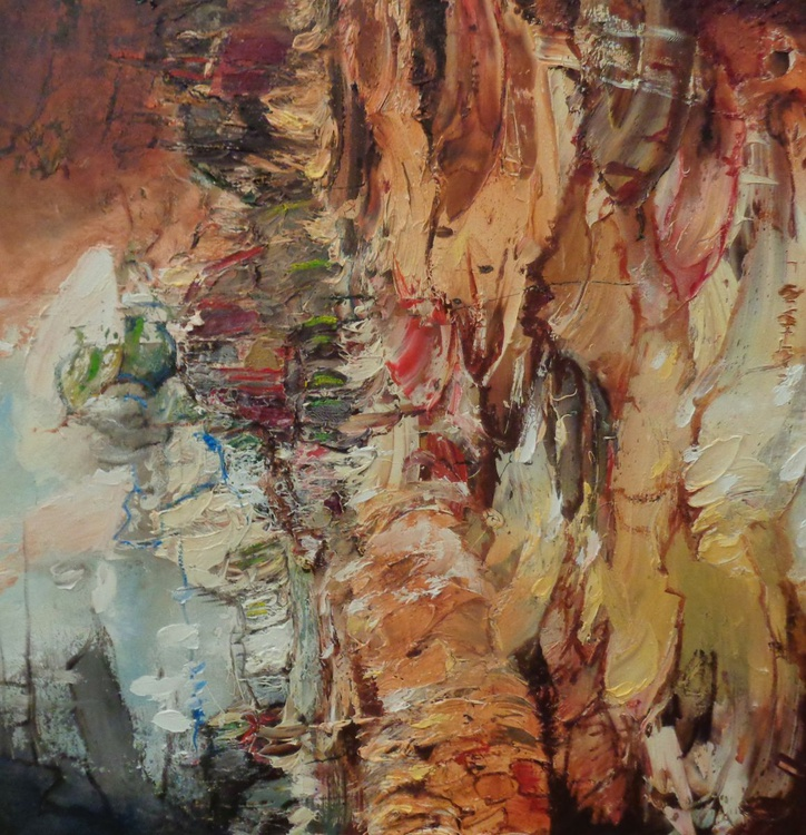 a hidden path along the cliffs - Image 0