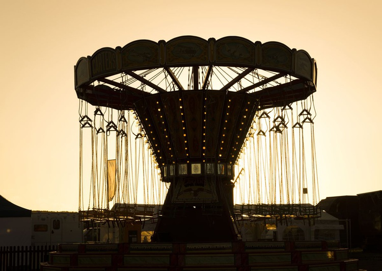 THE SILENT CAROUSEL - Image 0