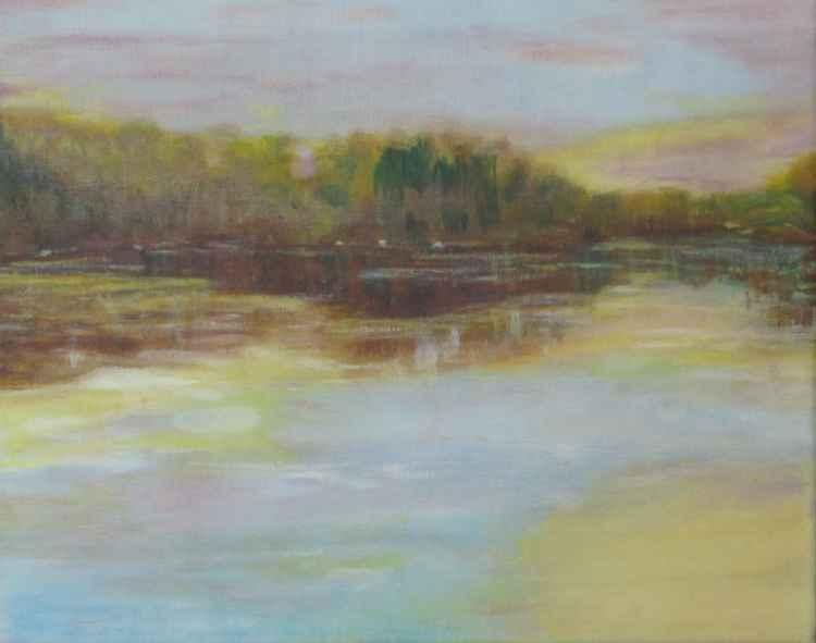 Otterston Loch -
