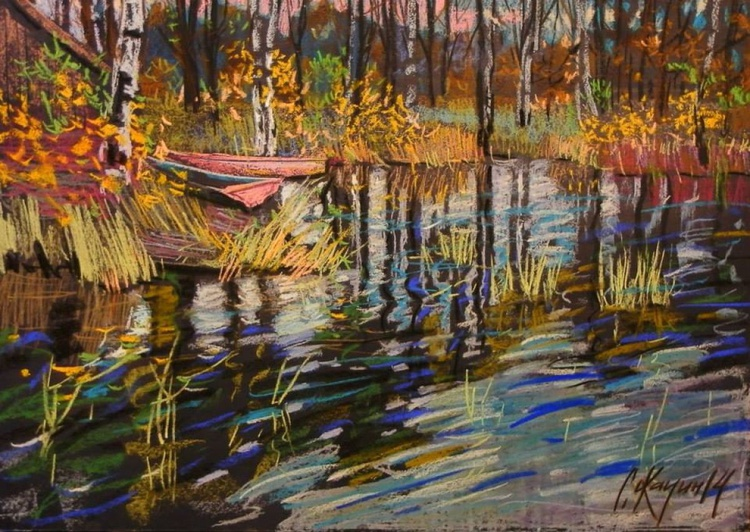 Autumn on the River - Image 0