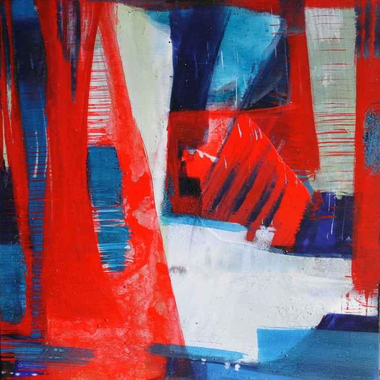 Red intensity -
