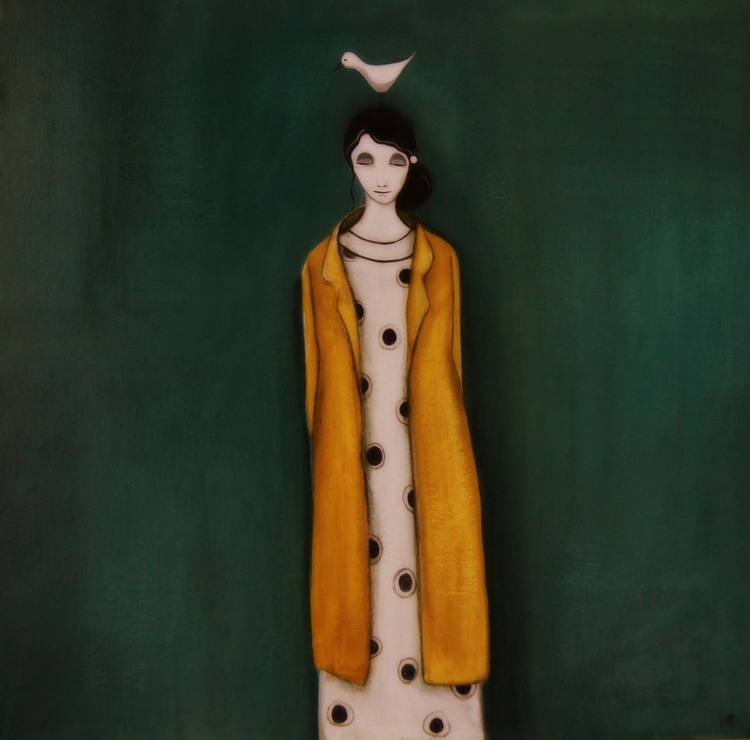 Edith and the Borrowed Coat.., - Image 0