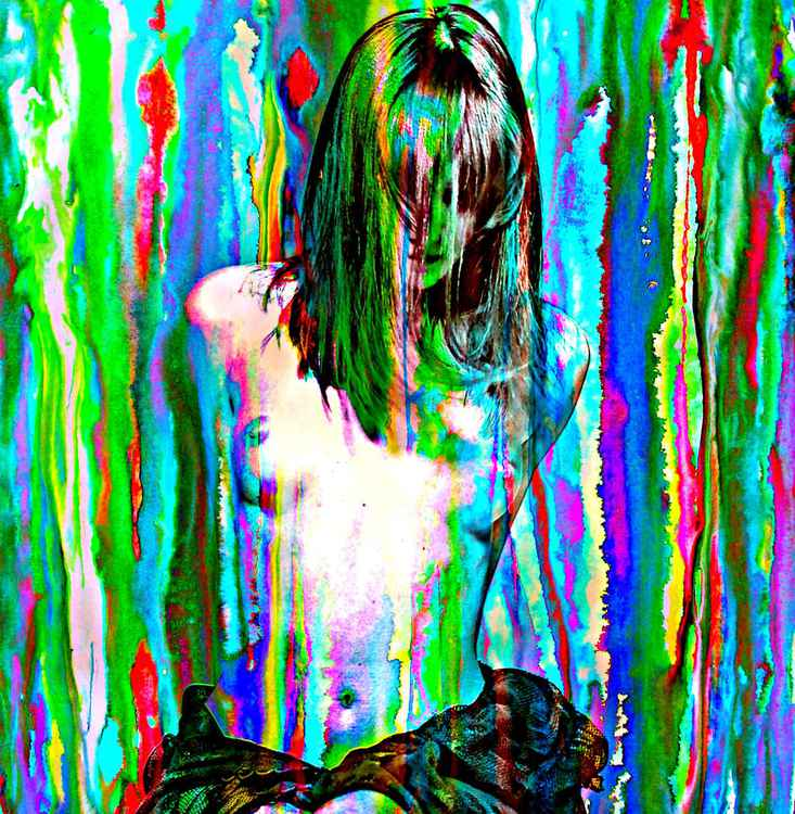 Untitled #37 - Limited Edition Canvas Print