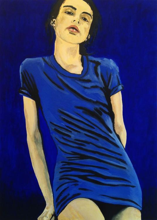 ULTRAMARINE BLUE - Image 0