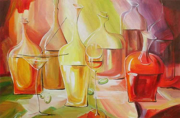 GLASS VESSELS #3