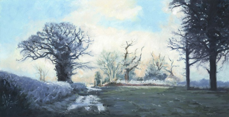 On a Cold and Frosty Morning - Image 0