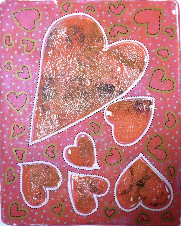 Love hearts - Image 0