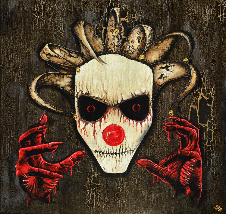 Creepy Clown - Image 0
