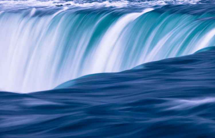 Blue Falls -