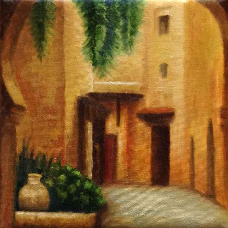 Florida Courtyard