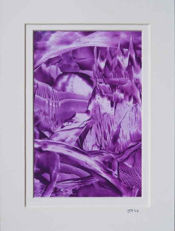 Beneath Purple Skies -