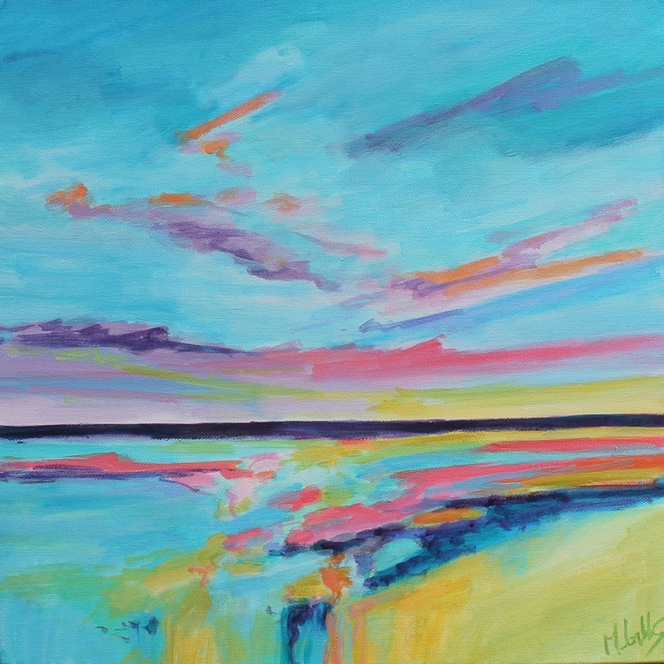 Abstracted Seascape - Image 0