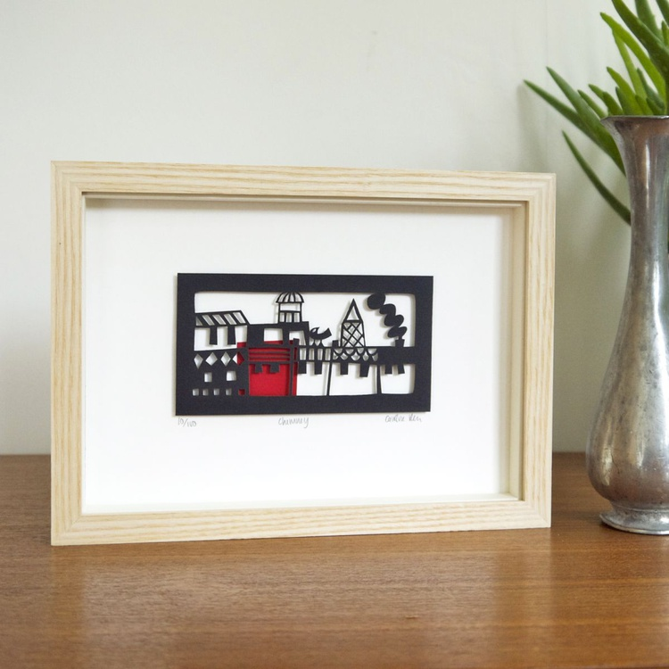 CHIMNEY PAPERCUT - Image 0