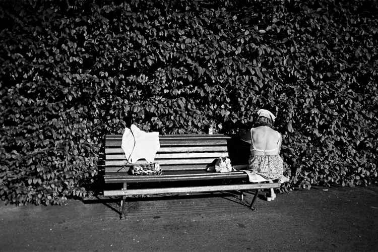 Sunbath -