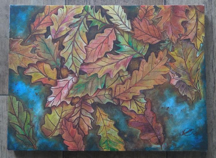 Autumn flurry - Image 0