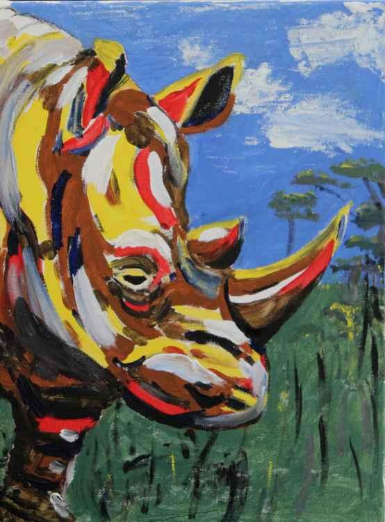 Rudy the Rhino