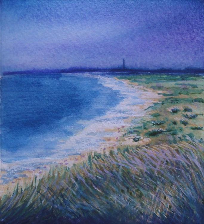 In The Dunes (6x6.5 in) - Image 0