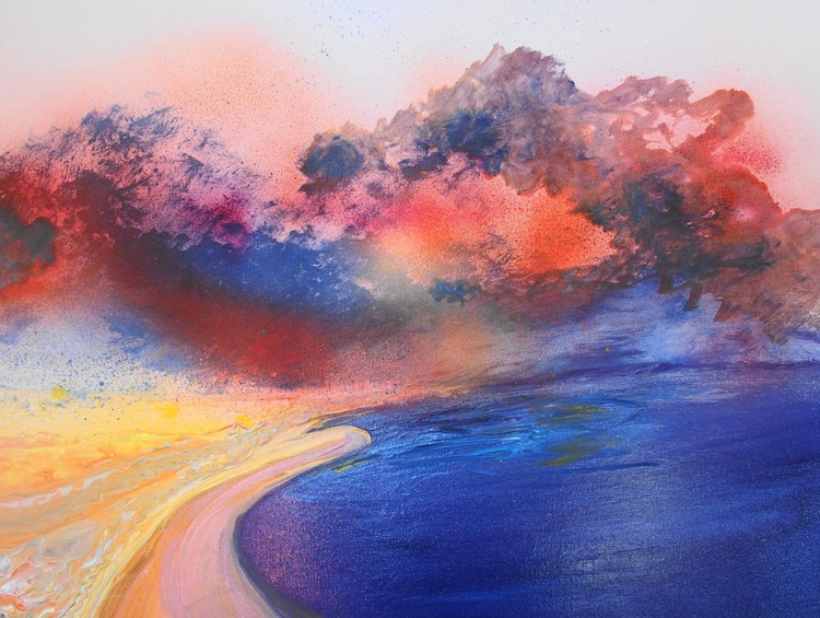 The Sparkling Sea - Image 0