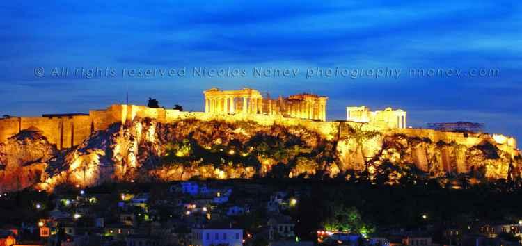 Acropolis Athes -