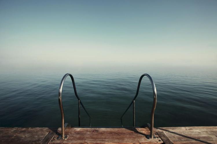 Blue swim forever - Image 0