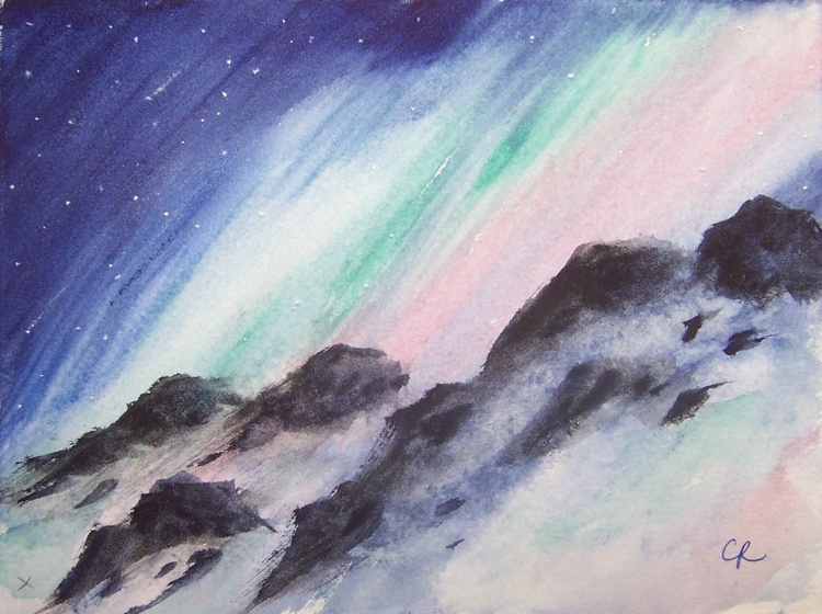 Northern Light Sea - Image 0