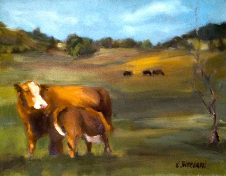 Cows of Santa Ysabel - Image 0
