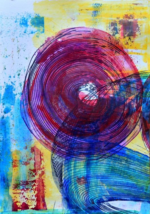 Abstract Vibrations 004 - Image 0