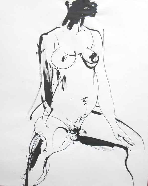 Drawing  # 002 -