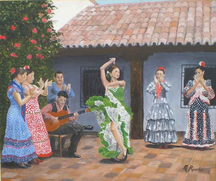 FLAMENCO PARTY