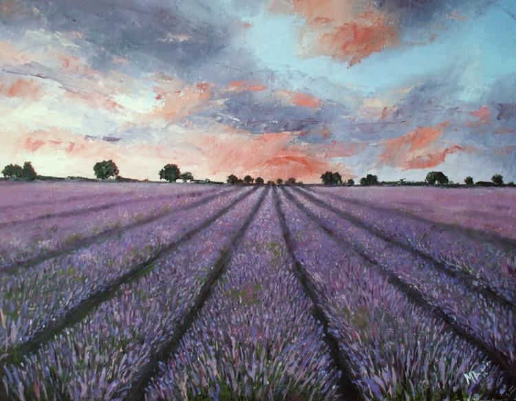 Warm Lavender Days - Image 0
