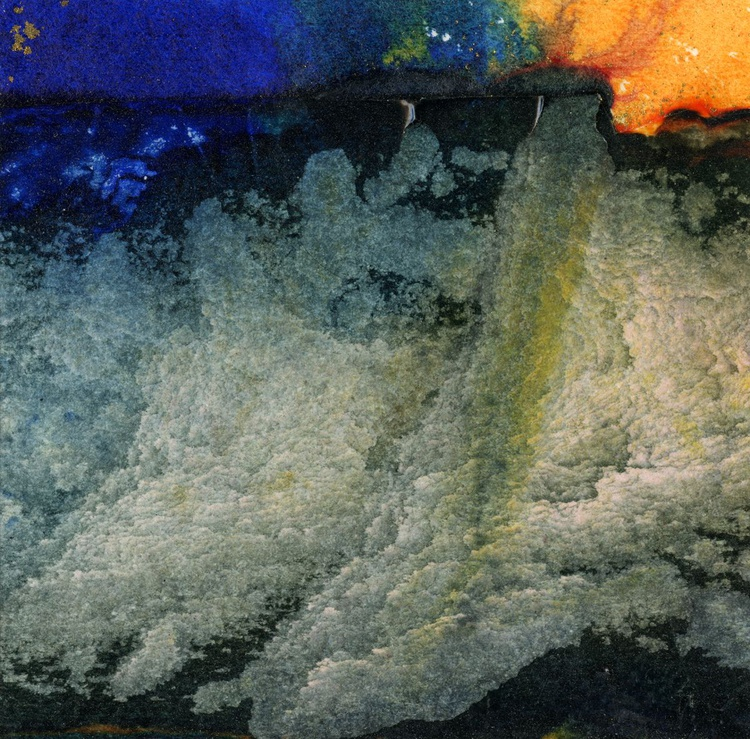 Abstract Painting, Ocean, - Magical Encounters 2 - Image 0